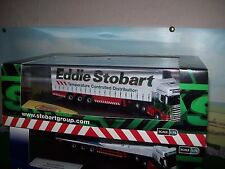 Oxford Diecast Truck 1/76 Scale Stobart Scania Fridge Curtainside 00 Gauge