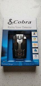 Cobra SPX900 Radar/Laser Detector 14 Band Maximum Range