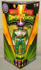 """TOMMY GREEN Mighty Morphin Power Rangers Legacy 5"""" Action Figure 2016 BANDAI"""