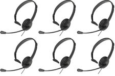 Panasonic KX-TCA400 (6-Pack) Panasonic Over the Head Headset