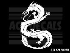 Spirited Away - Haku - Dragon - Ghibli - Anime - Vinyl decal sticker