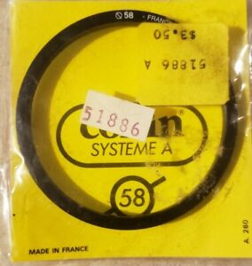 Cokin 58mm Lens Thread to A Series Filter Holder Adaptor Ring #A260
