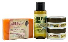 Rejuvenating Gold Peel Facial Kit