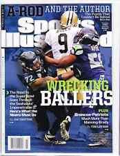 January 20, 2014 Michael Bennett Seattle REGIONAL Sports Illustrated NO LABEL