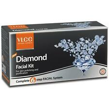 VLCC Diamond 6 Step Facial Kit For Skin Polishing & Purification 50g