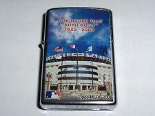 Zippo Last Game Yankee Stadium House That Ruth Built Baseball MLB 2008 Lighter