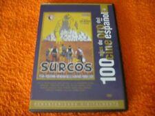 RAREZAS DEL CINE ESPAÑOL EN DVD -  SURCOS  / J. ANTONIO NIEVES CONDE