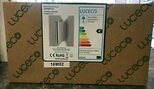 Luceco LEXD5859-01 Decorative Exterior Stainless Steel Integral LED Light - NEW