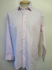 Ralph Lauren POLO men's Pink Long Sleeved Casual Shirt Size M 38-40 Euro 48-50