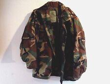 VTG ALPHA INDUSTRIES M-65 Camouflage CAMO FIELD COAT sz medium M long