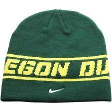 Oregon Ducks Nike green color beanie hat Adult size 1cd95fb4ecee