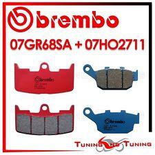PASTILLAS BREMBO DELANTERO SA +TRASERO CC BUELL XB9SX CityX 984 2005 05 2006 06