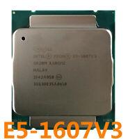 Intel Xeon E5-1607 V3 CPU Quad Core 3.1GHz 10M SR20M LGA2011-3 140W Processor