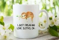 Sloth Mug Sloth Sloth Coffee Mug Sloth Gift Coffee Mug Funny Mug Mug Funny