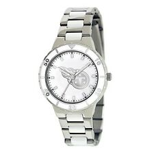 Ladies NFL Tennessee Titans Mother Of Pearl Watch Style# XWL773 $79.90
