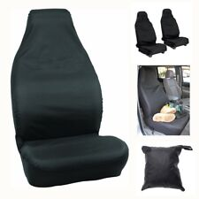 Pair All Terrain Car Auto Protective Bucket Seat Cover Dustproof Wear Prevention