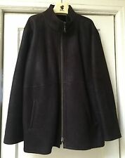 shearling coats and jackets for men
