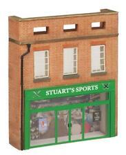 Bachmann Scenecraft 1:76 44-272 Low Relief Stuart's Sports Shop FNQHobbys