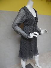 LA FEE MARABOUTEE jolie robe doublée taille 44