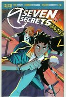 Seven Secrets (BOOM! Studios 2020) choice of issue