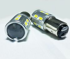 P21/5W 380 BAY15d WHITE 12 SMD 5630 5W CREE LED TAIL STOP CAR BULBS E