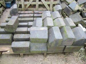 Reclaimed Large Plinth bricks ( job lot )