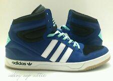 Adidas Originals Mens Court Attitude Royal Blue w/ Gum Soles Size 13