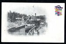 Pre 1905 Port Carling, Muskoka District mint postcard. Early undevided back.