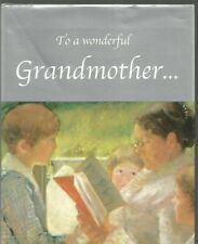 To A Wonderful Grandmother Various Hardcover 2002