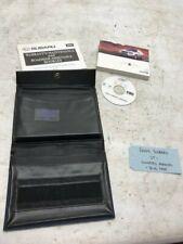 04 SUBARU IMPREZA WRX STI OEM OWNERS MANUAL W/ POUCH CD ETC