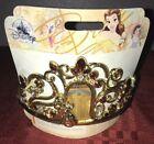 Disney Parks Princess Belle Costume Crown Tiara Headband Costume Dress Up