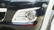 CHROME COVER FOG LIGHT LAMP LH+RH FOR TOYOTA HILUX VIGO CHAMP 2012 2013 2014 MK7