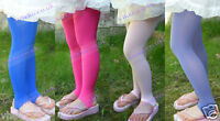 Kids Fashionable Dance Ballet StirrupTights 2-9yrs