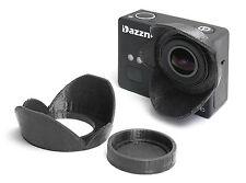 Sonnenblende Lens Hood f. DAZZNE P2 Action Camera Sun Shade Cap Linsen Schutz