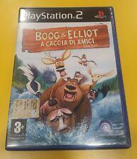 Boog & Elliot A Caccia di Amici  GIOCO PS2 VERSIONE ITALIANA