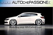 Coppia minigonne dx/sx per VW Scirocco 08>14