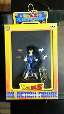 Dragon Ball Z VEGETA DX Action Figure Banpresto JAPAN ANIME MANGA JUMP
