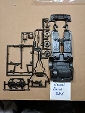 REVELL BUICK GNX CHASSIS UNBUILT WITH EXHAUST!!!!