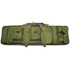 "39"" Tactical Hunting Military Heavy Duty Rifle Gun Bag Padded Carrying Backpack"