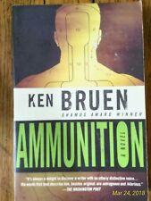 Inspector Brant: Ammunition No. 7 by Ken Bruen (2007, Paperback)