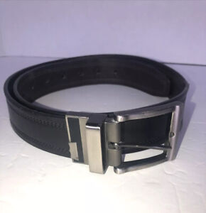 """Levi's Belt Double Side Black And Brown (Size 39-33 Small) full 37"""""""