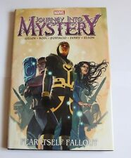 Marvel Journey into Mystery FEAR ITSELF FALLOUT Graphic Novel First Printing