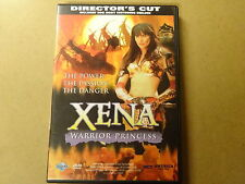 DVD / XENA - WARRIOR PRINCESS - DIRECTOR'S CUT  ( LUCY LAWLESS, RENEE O'CONNOR )