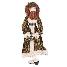 """FGS70022 40"""" Ghost of Christmas Present Joe Spencer Doll Scrooge Movie Dickens"""