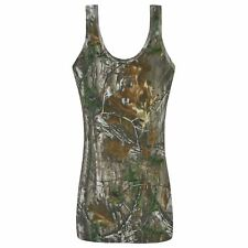 MENS CAMOUFLAGE VEST SLEEVELESS JUNGLE MUSCLE TOPS TREE FOREST GYM SHIRTS ARMY
