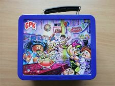Garbage Pail Kids Late To School Green Collectable Metal Lunchbox