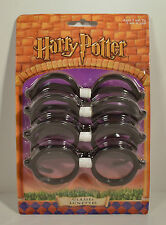 """NEW 4 Pack Harry Potter 4"""" Glasses 2001 Party Favor Dress Up Costume Cosplay"""