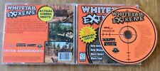 Whitetail Extreme - 1999 Windows 95/98 PC CD-ROM - Complete - $3 S/H!
