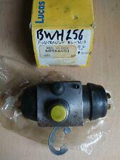 Lucas nos Rear Brake Wheel Cylinder Pair for FORD TRANSIT  - 1985-1992 1.9 2.0