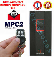 B&D Garage Door Remote Control MPC2 MPC 2 BnD